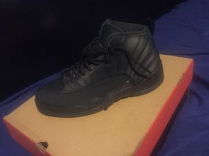 Jordan 12s Brand New 10/10 Condition for Sale in Cleveland, OH