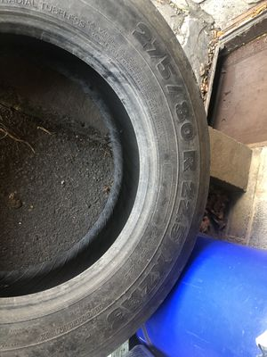Tractor trailer spare tire for Sale in Hazleton, PA