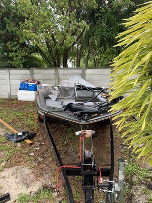 1987 flats boat for Sale in Miami Gardens, FL