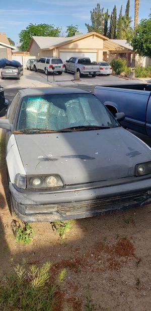 1991 Honda Civic Hatchback Dx for Sale in Las Vegas, NV