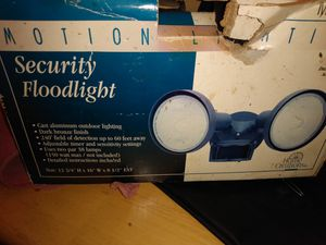 Motion/security light for Sale in Covington, KY