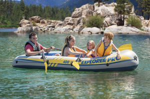 Index explorer pro 400 inflatable boat raft ?  ?? for Sale in undefined