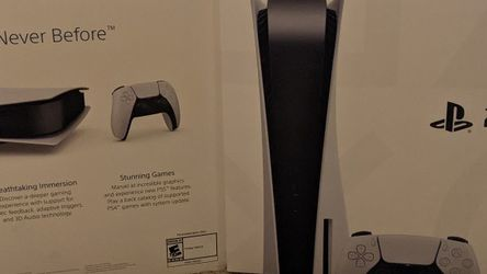 PlayStation 5 Disc Console for Sale in Washington,  DC