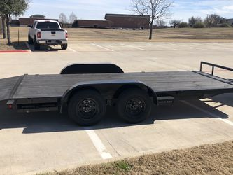 New 18ft Car Hauler for Sale in Burleson,  TX