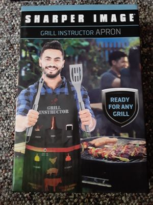 Grill instructor apron for Sale in Indianapolis, IN