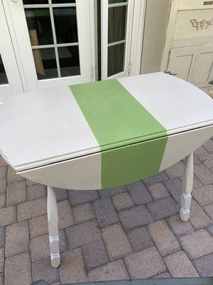 Small white kitchen table for Sale in San Diego, CA