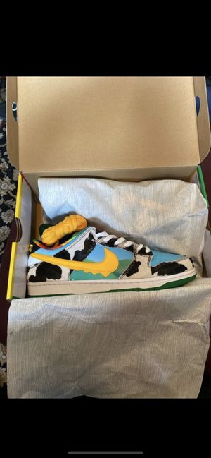 Nike SB chunky dunk sz 10.5 for Sale in Des Moines, WA