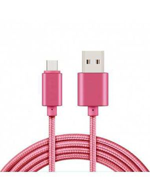 6ft. Pink USB Type-C Charging Cable for Samsung Galaxy S10e, S10+, S9, S9+, Note 9 A6, Tab S6,S5e for Sale in La Habra Heights, CA
