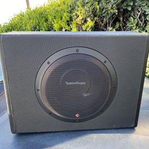 "Rockford Fosgate 10"" Subwoofer & 300 Watt Amp for Sale in Los Angeles, CA"