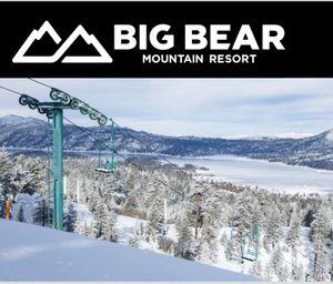 Big bear tickets for Sale in Rialto, CA
