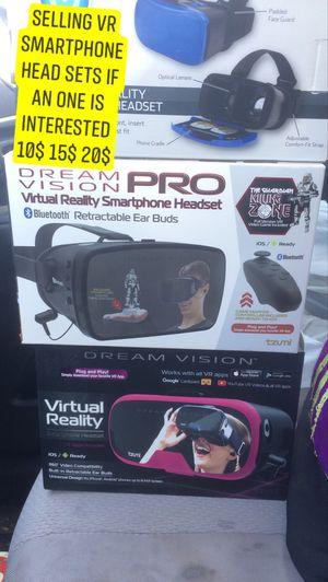 VR headsets for Sale in Wichita, KS