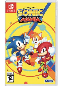 Sonic Mania Standard Edition - Nintendo Switch for Sale in Washington,  DC