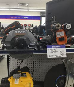 Rigid drill and saw set for Sale in Kansas City,  MO