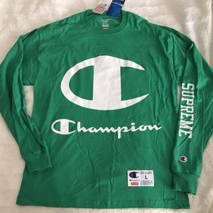 Supreme L/S SS17 Size Large for Sale in Ontario, CA
