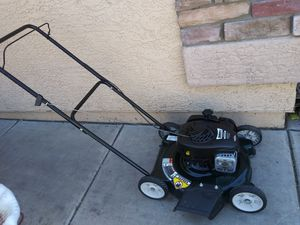 Lawn mower in perfect condition works very well and very clean the machine does not have a bag. for Sale in Phoenix, AZ