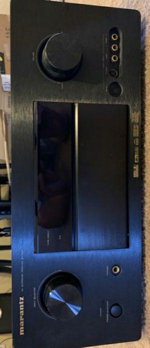 Marantz SR7500 7.1 Channel 735watt Surround Sound Amplifier for Sale in Maricopa, AZ