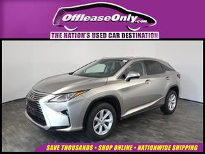 2017 Lexus RX for Sale in North Lauderdale, FL