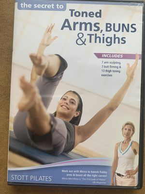 Toned arms, buns & thighs DVD for Sale in Gahanna, OH