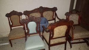 Antique furniture set $199 for Sale in Henderson, NV
