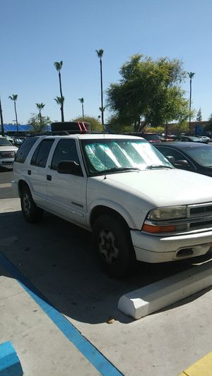 02 Chevy blazer 4x4 trade sell OBO for Sale in Mesa, AZ