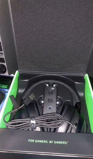 Razer Tournament edition gaming headset for Sale in Largo, FL