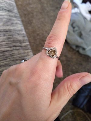JCPenney engagement ring size 9 for Sale in Fort Wayne, IN