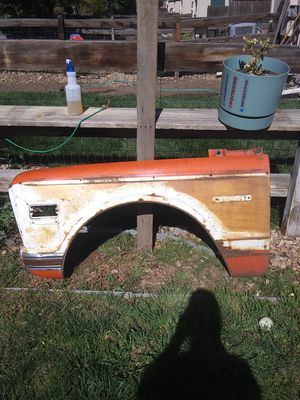 69 thru 72 chevy c 10 parts for Sale in Thornton, CO