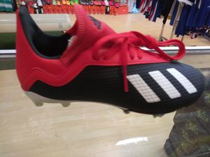 Jr Adidas x 18.3 soccer shoes for Sale in Norwalk, CA