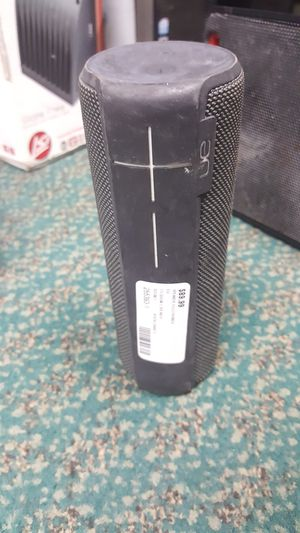 Ultimate Ears BOOM 2 Phantom Wireless Mobile Bluetooth Speaker for Sale in Baltimore, MD