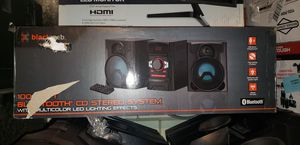 Bluetooth CD/Stereo system Great sounding for Sale in Broomfield, CO
