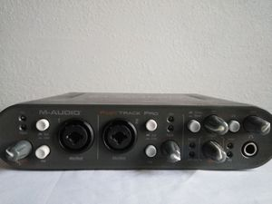 M-Audio Fast Track Pro for Sale in Casselberry, FL
