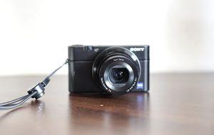 Sony Cyber-shot DSC-RX100 Model 1 20.2 MP Digital SLR Camera - Black for Sale in Escondido, CA