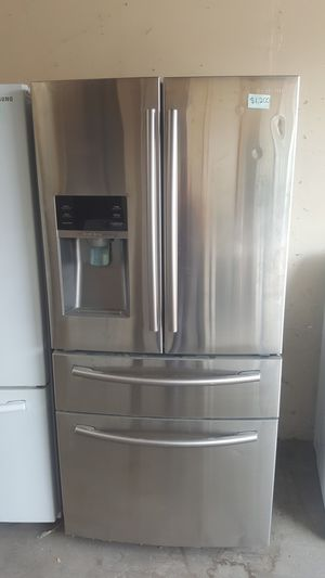 Samsung stainless fridge for Sale in Lewisville, TX