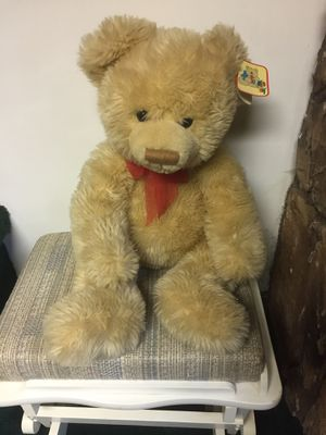 "Big Tan Teddy Bear 28"" for Sale in East Windsor, NJ"
