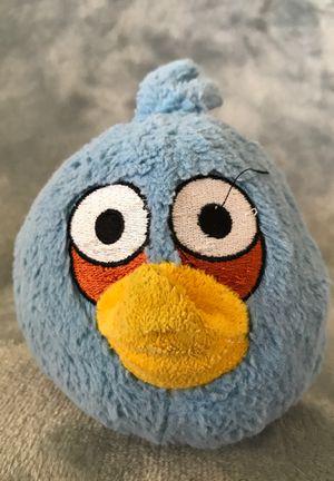 "4"" Angry Birds stuffed animal $4 for Sale in Menifee, CA"