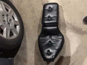 Motorcycle tire 170/80-B15, seat, fender, handlebar, exhaust for Sale in Chicago, IL