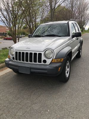 2007 jeep liberty for Sale in Charlotte, NC