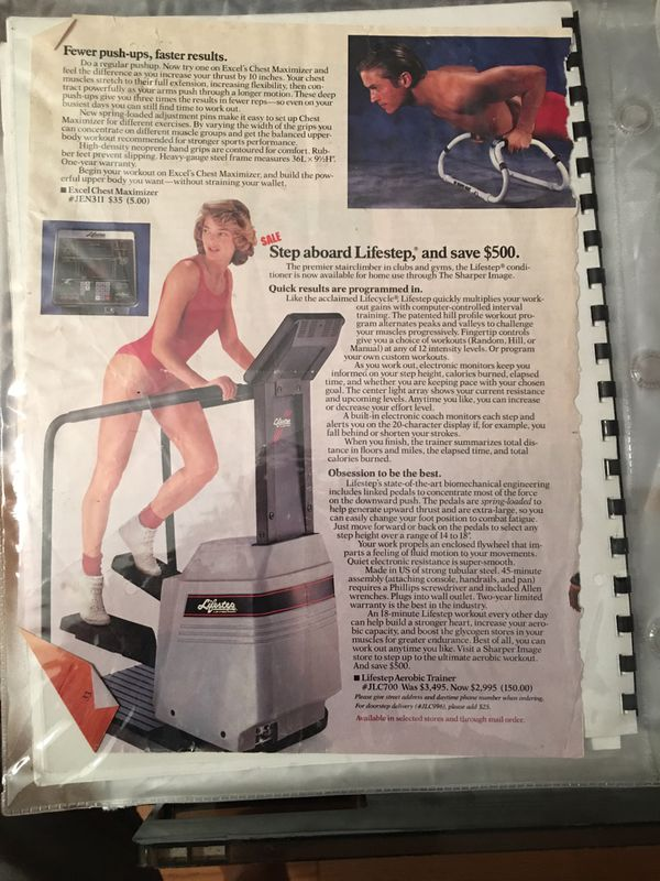 Gym Stairmaster