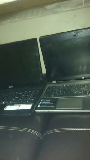 HP and Acer laptop for Sale in Scottsdale, AZ