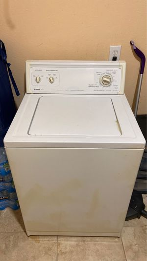 Washer Kenmore 80 series for Sale in Sugar Land, TX