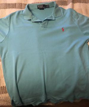 Polo Ralph Lauren rugby S/S shirt for Sale in Chantilly, VA