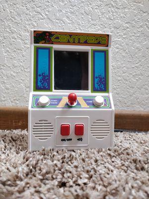 Arcade Classics - Centipede miniature arcade machine game for Sale in Hesperia, CA