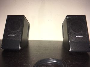 Bose music monitor speakers for Sale in San Jose, CA