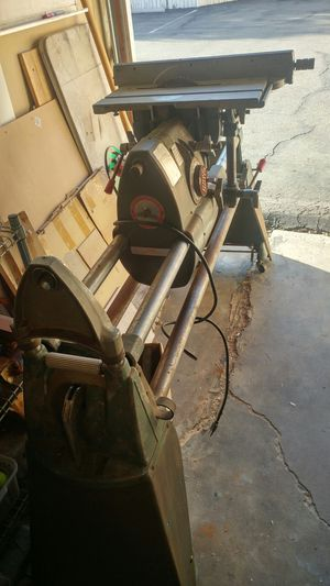 Vintage 1956 shopsmith with accessories,delivery available for Sale in Costa Mesa, CA