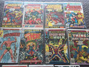 11 Marvel Comics, Most Vintage for Sale in Navarre, FL