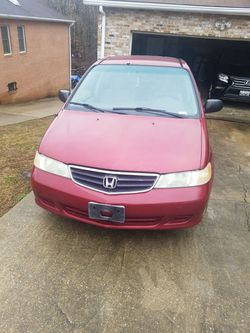 2003 Honda Odyssey Auto 3 Row Seats for Sale in Fort Washington,  MD