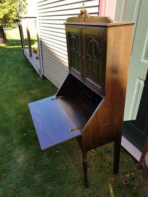 Vintage secretary desk for Sale in New Lenox, IL
