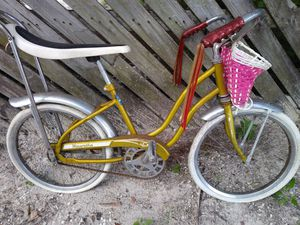 Hiawatha banana seat bike 1971 for Sale in Spring Hill, FL