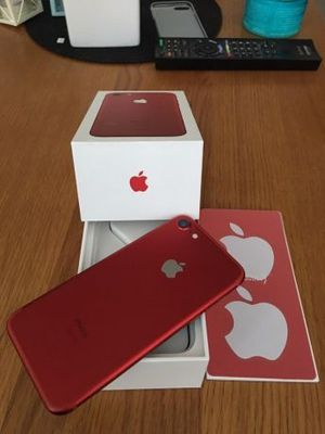 Product Red iPhone 7 128GB for Sale in Miami, FL