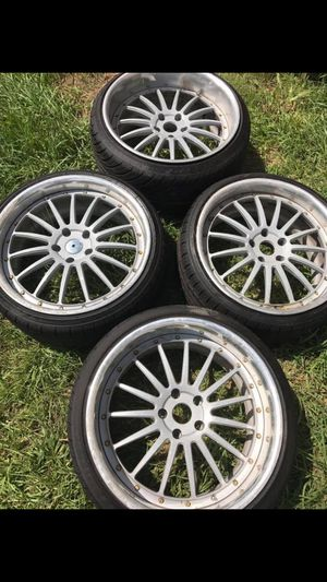 5x120 20inch rims for Sale in Houston, TX
